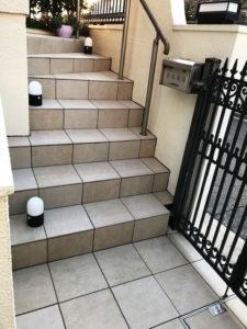 横浜市青葉区大人のピアノ教室 あおばピアノの部屋 階段後